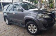 Cần bán xe Toyota Fortuner sản xuất 2009, màu xám, nhập khẩu nguyên chiếc chính chủ giá 595 triệu tại BR-Vũng Tàu