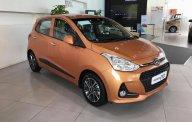 Bán Hyundai Grand i10 màu cam (rất hiếm) - có giao ngay giá 370 triệu tại Tp.HCM