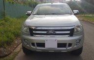 Bán xe Ford Ranger Sx 2013, màu bạc, số sàn 2 cầu điện. Xe nhà sử dụnG, L/H 0768363678 anh Thành giá 495 triệu tại Tp.HCM