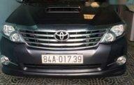 Cần bán Toyota Fortuner đời 2015, màu xám, giá tốt giá 840 triệu tại Trà Vinh
