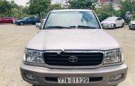 Bán Toyota Land Cruiser năm 2002, màu bạc, nhập khẩu giá 365 triệu tại Tp.HCM