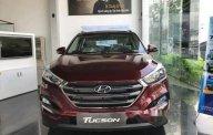 Bán Hyundai Tucson sản xuất 2018, màu đỏ giá cạnh tranh giá 855 triệu tại Tp.HCM