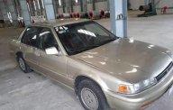 Bán ô tô Honda Accord 1987, màu vàng, nhập khẩu giá 65 triệu tại Đà Nẵng