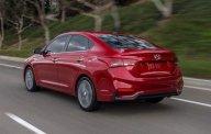 Bán xe Hyundai Accent năm sản xuất 2018, màu đỏ, nhập khẩu nguyên chiếc giá 525 triệu tại Đồng Nai