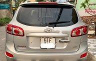 Bán Hyundai Santa Fe đời 2010, màu bạc, nhập khẩu nguyên chiếc chính chủ giá 690 triệu tại Tp.HCM