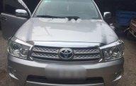 Cần bán gấp Toyota Fortuner G sản xuất năm 2010, màu bạc giá 635 triệu tại Tp.HCM