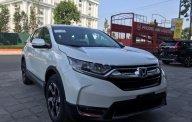 Cần bán Honda CR V L đời 2018, màu trắng, xe nhập giá 1 tỷ 83 tr tại Tp.HCM