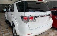 Cần bán lại xe Toyota Fortuner năm 2013, màu trắng xe gia đình giá 770 triệu tại Khánh Hòa