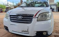 Cần bán lại xe Daewoo Gentra sản xuất năm 2009, màu trắng, 169tr giá 169 triệu tại Gia Lai