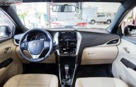 Bán ô tô Toyota Yaris sản xuất 2018, màu trắng, nhập khẩu, giá 650tr giá 650 triệu tại Tp.HCM