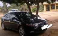 Bán Kia Forte 1.6MT đời 2012, màu đen giá 360 triệu tại Đà Nẵng