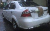 Bán Daewoo Gentra năm 2009, màu trắng, giá chỉ 190 triệu giá 190 triệu tại Tp.HCM