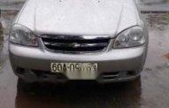 Bán Chevrolet Lacetti sản xuất năm 2013, màu bạc, giá tốt giá 273 triệu tại Bình Dương