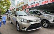 Bán Toyota Vios E MT năm 2018, màu vàng số sàn, giá chỉ 529 triệu giá 529 triệu tại Hà Nội