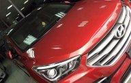Bán Hyundai Santa Fe sản xuất năm 2016, màu đỏ, giá tốt giá 1 tỷ 800 tr tại Hà Nội