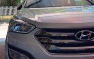 Bán ô tô Hyundai Santa Fe 2.4 AT đời 2014, màu bạc giá 810 triệu tại Hà Nội