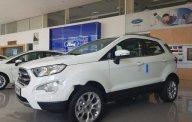 Bán xe Ford EcoSport Titanium sản xuất 2018, màu trắng   giá 639 triệu tại Đà Nẵng
