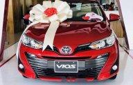 Cần bán Toyota Vios sản xuất 2019, màu đỏ, giá tốt giá 531 triệu tại Đắk Lắk