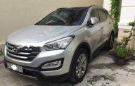 Cần bán Hyundai Santa Fe đời 2016, màu bạc giá 921 triệu tại Tp.HCM