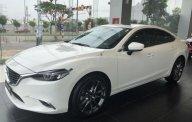 Bán Mazda 6 2.5L Premium sản xuất năm 2018, màu trắng giá 1 tỷ 19 tr tại Tp.HCM