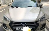 Cần bán lại xe Hyundai Elantra Sport sản xuất 2018, màu ghi vàng   giá 730 triệu tại Hậu Giang