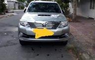 Bán xe Toyota Fortuner sản xuất năm 2016, màu bạc, số sàn giá 890 triệu tại Cần Thơ