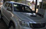 Cần bán gấp Toyota Hilux đời 2013, màu bạc, nhập khẩu nguyên chiếc giá 475 triệu tại Đắk Lắk