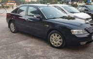 Cần bán Ford Mondeo đời 2004, màu đen, giá chỉ 190 triệu giá 190 triệu tại Hà Tĩnh
