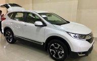 Honda CR V L mẫu mới nhất, khách hàng có thể lụa chọn màu, xe nhập nguyên chiếc Thái Lan giá 1 tỷ 83 tr tại Long An