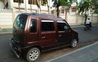 Bán ô tô Suzuki Wagon R năm 2004, màu đỏ, nhập khẩu nguyên chiếc giá 90 triệu tại Tp.HCM