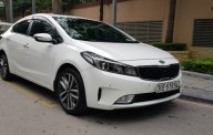 Gia đình bán chiếc Kia Cerato 1.6AT màu trắng, còn mới 99% giá 605 triệu tại Hà Nội