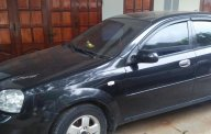 Bán ô tô Daewoo Lacetti EX năm 2005, màu đen giá 160 triệu tại Yên Bái