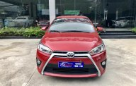 Cần bán Toyota Yaris G sản xuất năm 2015, màu đỏ, nhập khẩu, 590 triệu giá 590 triệu tại Hà Nội