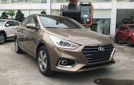 Bán Hyundai Accent AT full vàng cát, xe giao ngay, giá khuyến mãi cực hấp dẫn, hỗ trợ vay trả góp LS ưu đãi - LH: 0903175312 giá 550 triệu tại Tp.HCM