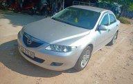 Bán Mazda 6 đời 2003, màu bạc, giá tốt giá 225 triệu tại Quảng Ngãi