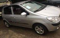 Bán Hyundai Getz sản xuất năm 2009, màu bạc, xe nhập xe gia đình giá 190 triệu tại Đồng Nai