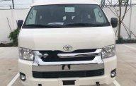 Bán ô tô Toyota Hiace sản xuất năm 2018, màu trắng giá cạnh tranh giá 959 triệu tại Tp.HCM