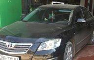 Bán xe Camry 3.5Q 2007, màu đen giá 495 triệu tại Lai Châu