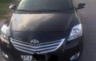 Cần bán gấp Toyota Vios sản xuất năm 2010, màu đen, giá 300tr giá 300 triệu tại Hải Phòng