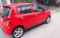 Bán ô tô Kia Morning sản xuất 2009 màu đỏ, nhập khẩu, giá 260 triệu giá 260 triệu tại Hà Nội