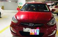 Bán Hyundai Accent 2012, màu đỏ, nhập khẩu, 380 triệu giá 380 triệu tại Tp.HCM