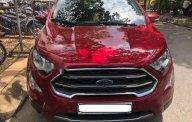 Bán Ford EcoSport Titanium năm 2018, màu đỏ xe gia đình giá 640 triệu tại Tp.HCM