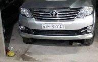 Bán Toyota Fortuner 2016, màu bạc, nhập khẩu nguyên chiếc, giá tốt giá Giá thỏa thuận tại Tp.HCM