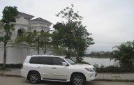 Bán Lexus LX 570 sản xuất năm 2012, màu trắng, nhập khẩu   giá 4 tỷ 190 tr tại Thái Nguyên