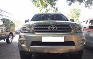 Gia đình cần bán Fortuner 2010, số tự động, máy xăng màu bạc giá 533 triệu tại Tp.HCM