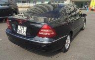 Cần bán Mercedes C200 đời 2002, màu đen số tự động giá 205 triệu tại BR-Vũng Tàu