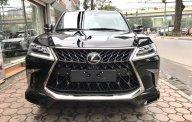 Bán ô tô Lexus LX570 MBS đời 2018, màu đen, nhập khẩu Trung Đông giá tốt - LH: 0948.256.912 giá 10 tỷ 890 tr tại Hà Nội