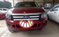 Bán xe Ford Ranger năm 2015, màu đỏ, nhập khẩu nguyên chiếc giá 519 triệu tại Bình Dương