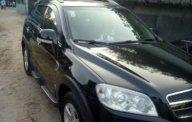 Bán Chevrolet Captiva đời 2008, màu đen số sàn giá 295 triệu tại Bình Dương