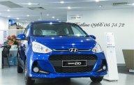 Xe Hyundai Grand i10 số sàn, bản đủ, màu xanh siêu hot - xe giao ngay giá 375 triệu tại Tp.HCM